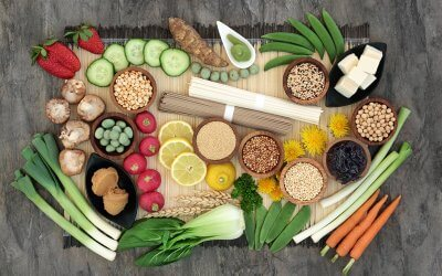 Macrobiotic Health Food
