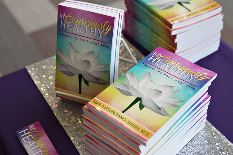 Be Consciously Healthy Book