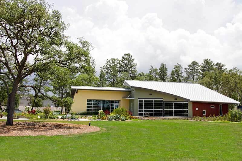 WellcomeOm Center Yoga Building