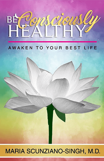 Be Consciously Healthy Book Cover