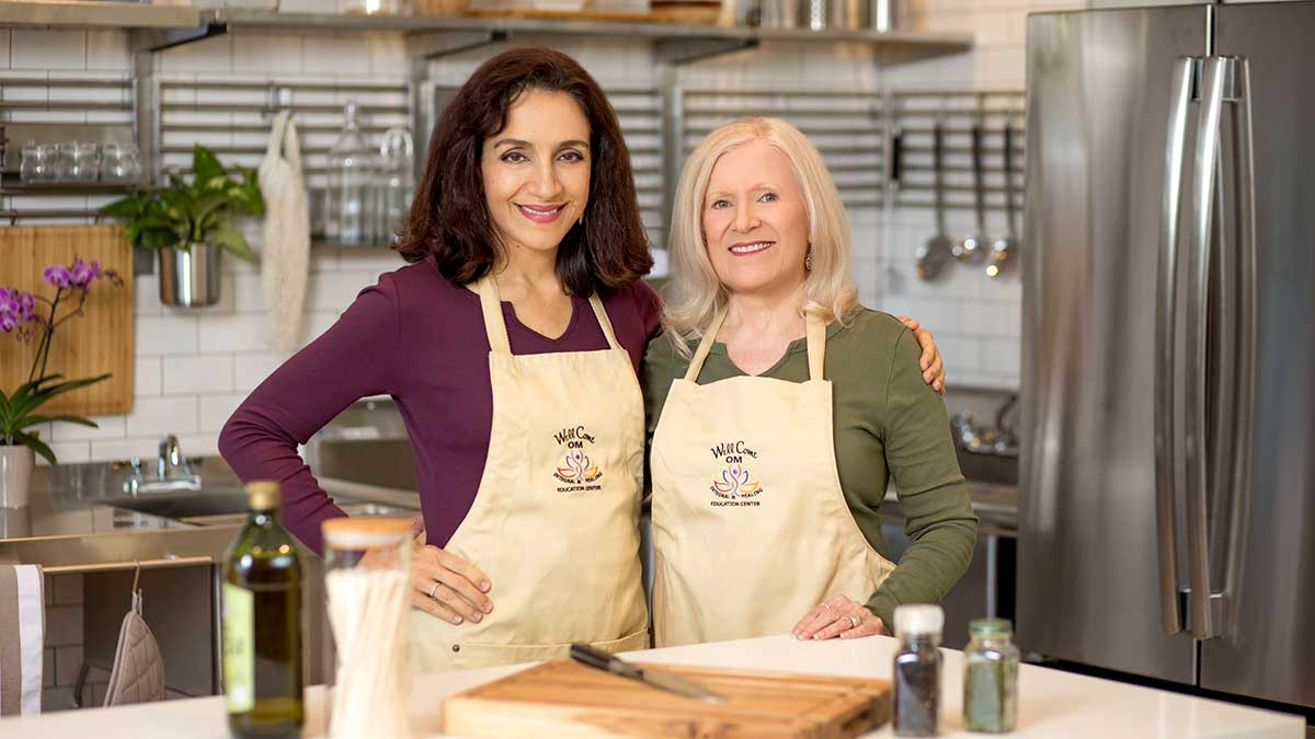 holistic cooking classes