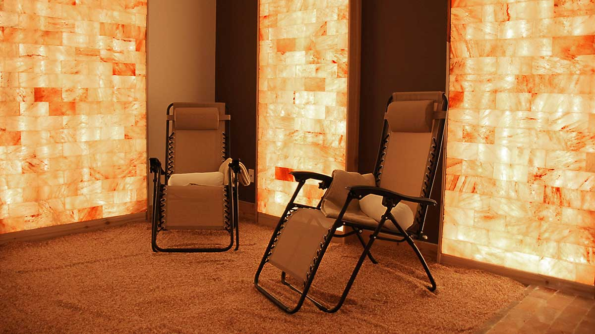 salt room therapy in hernando county