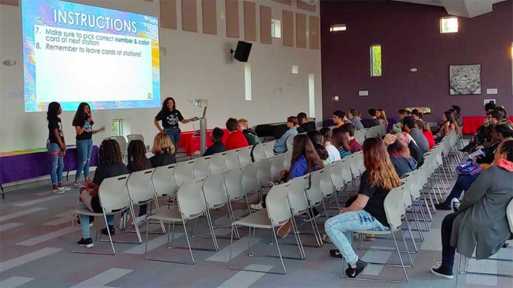 Preventing Teen Dating Violence in our Community