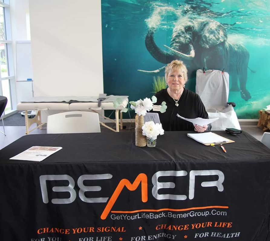 BEMER Therapy with Carolyn Zivkovic in Tampa area