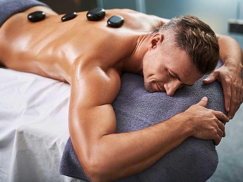 hot rocks massage therapy