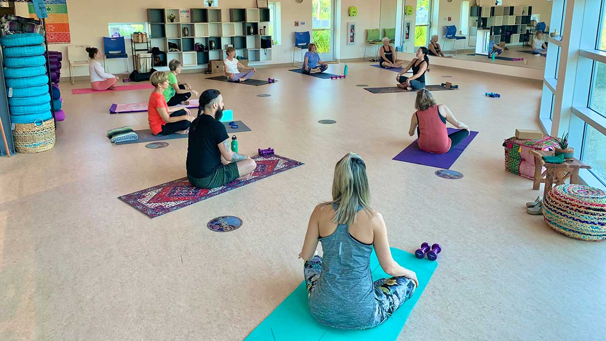 Hernando FL yoga classes