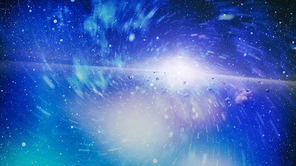cosmic sky