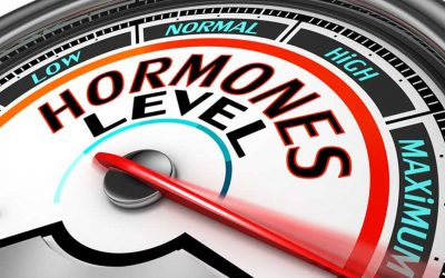 hormone level meter