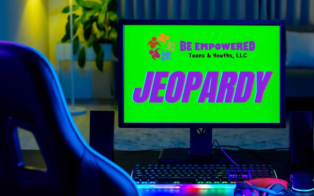 Bringing Awareness to Mental Health with a Virtual Jeopardy Event