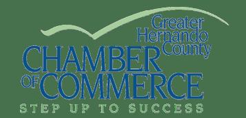 Hernando County Chamber of Commerce member badge
